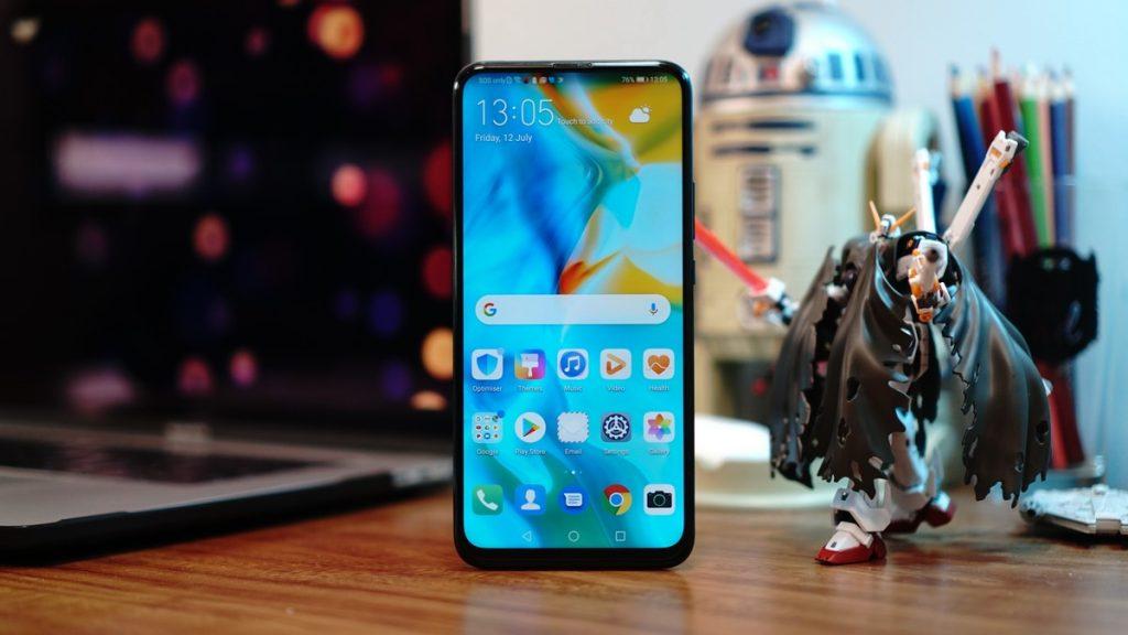 صفحه نمایش گوشی هواوی Y9 2019