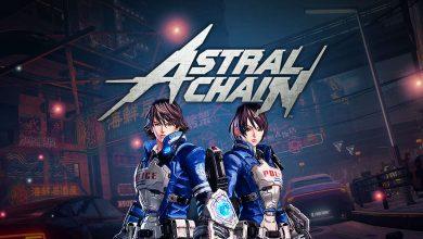 تصویر جدول فروش هفتگی بریتانیا : بازی Astral Chain نیامده صدرنشین شد