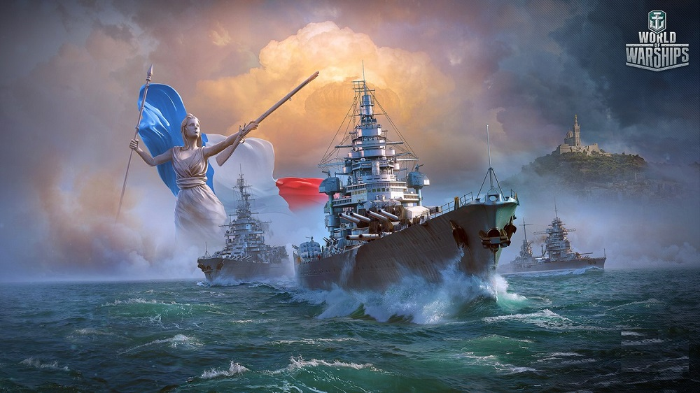 بازی Battle of Warships
