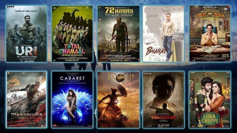 بهترین فیلم هندی در سال 2019