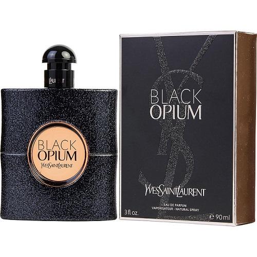 عطر زنانه Black Opium از برند YSL