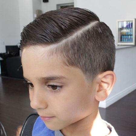 مدل موی خامه برای مدرسه