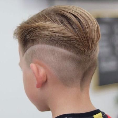 مدل موی محو شونده