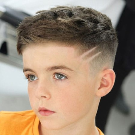 مدل مو پسرانه کوتاه