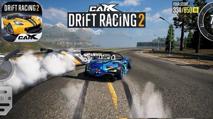 بازی مسابقه ماشین سواری CarX Drift Racing