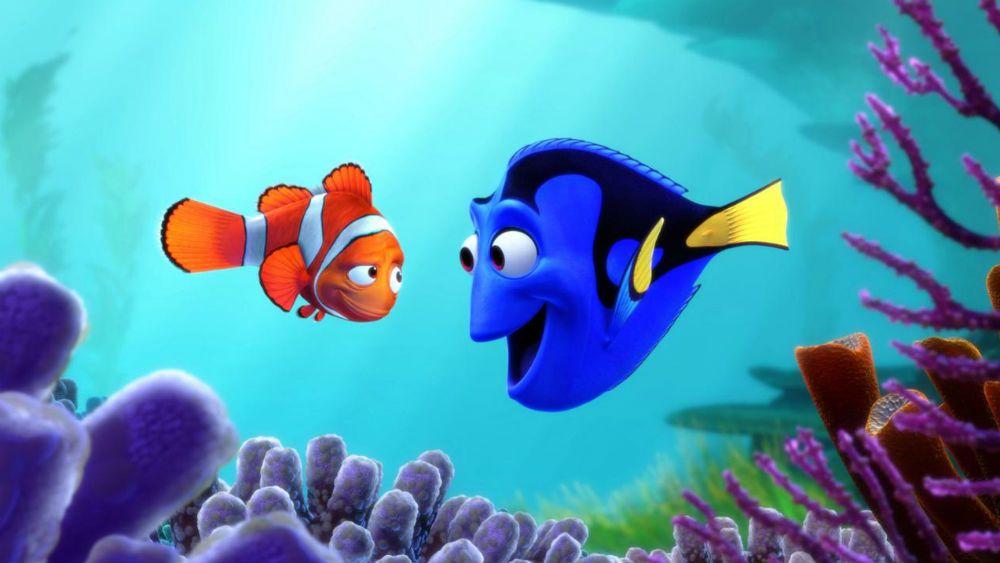 انیمیشن Finding Nemo