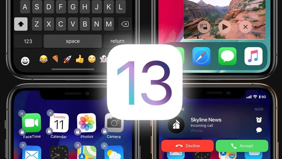 تمام ویژگی های جدید سیستم عامل iOS 13