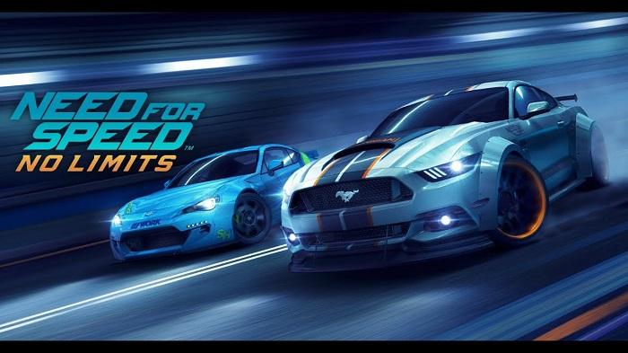 بازی ماشینی اندروید گرافیک بالا Need for Speed: No Limits