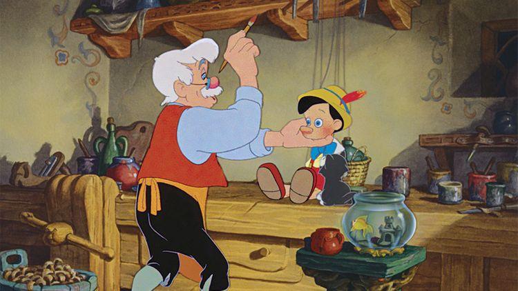 انیمیشن Pinocchio