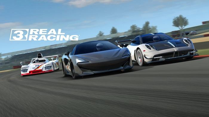 بازی ماشینی اندروید Real Racing 3