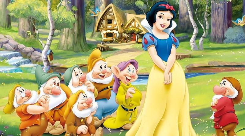 انیمیشن Snow White and the Seven Dwarfs