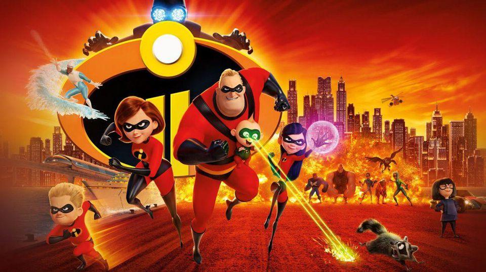 انیمیشن The Incredibles 2