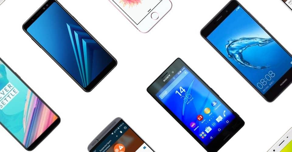 بهترین گوشی های میان رده قیمت 2.5 تا 3 میلیون تومان