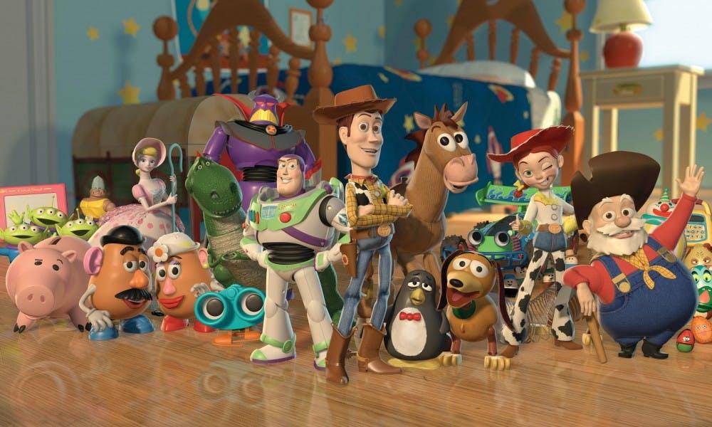 انیمیشن Toy Story 2