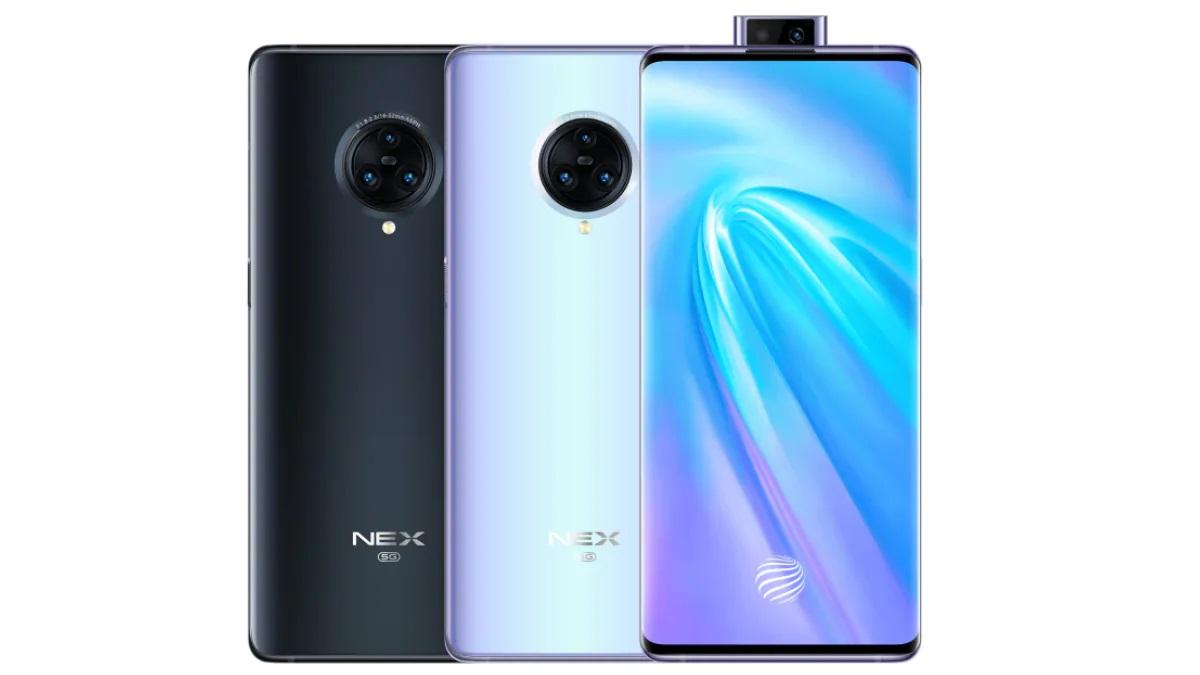 گوشی ویوو نکس 3 فایو جی - Vivo Nex 3 5G