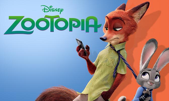 انیمیشن Zootopia
