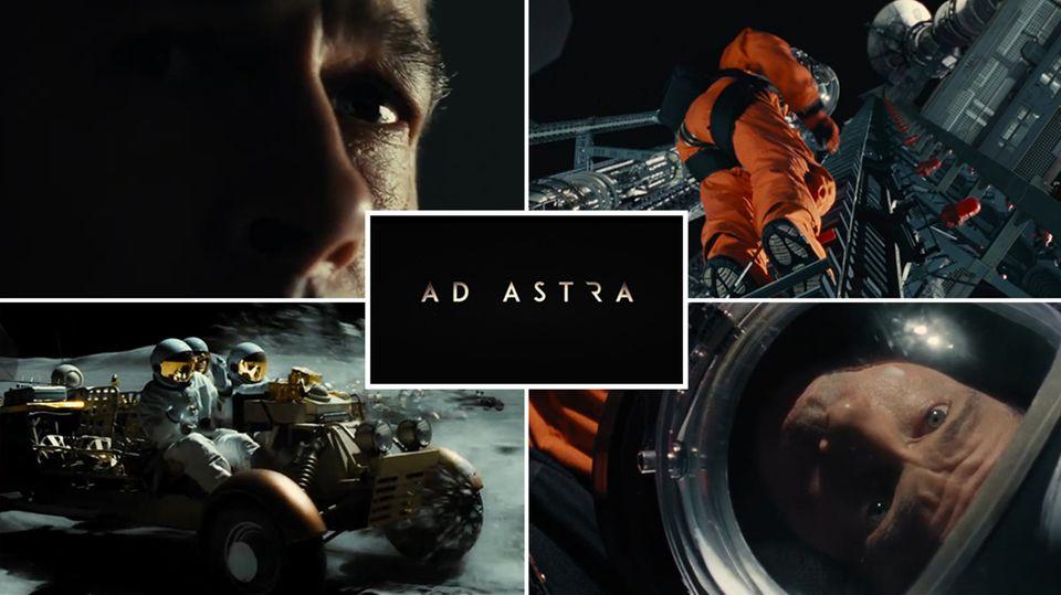 نقدها و نمرات فیلم Ad Astra - به سوی ستارگان