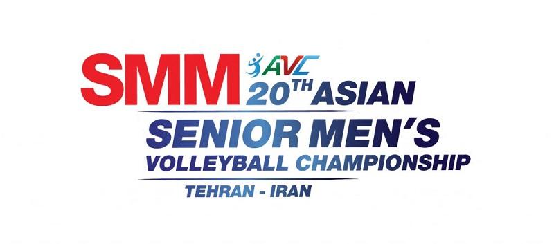 مسابقات آسیایی والیبال 2019