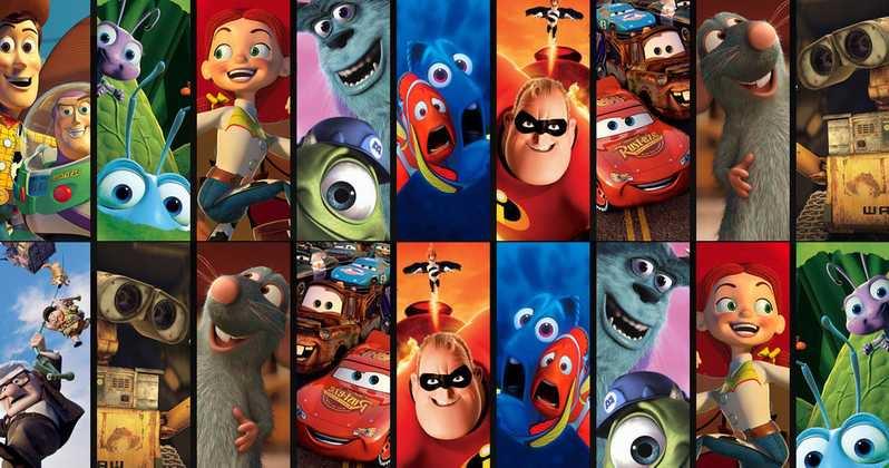 معرفی بهترین انیمیشن های جهان