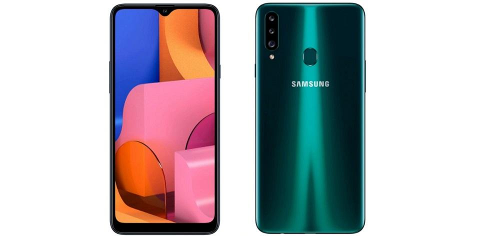 گوشی Samsung Galaxy A20s