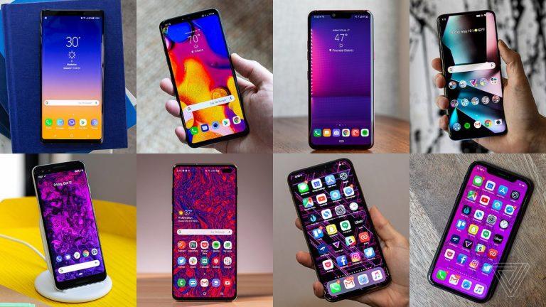 بهترین گوشی های میان رده و اقتصادی در سال 2019