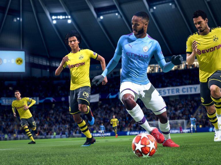 دمو بازی فیفا 20 - FIFA
