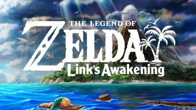 تصویر جدول فروش هفتگی بریتانیا : صدرنشینی The Legend of Zelda: Link's Awakening