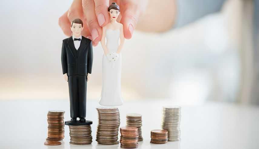 پولدار شدن بعد از ازدواج