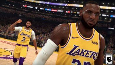تصویر جدول فروش هفتگی بریتانیا : بازی NBA 2K20 صدرنشین شد
