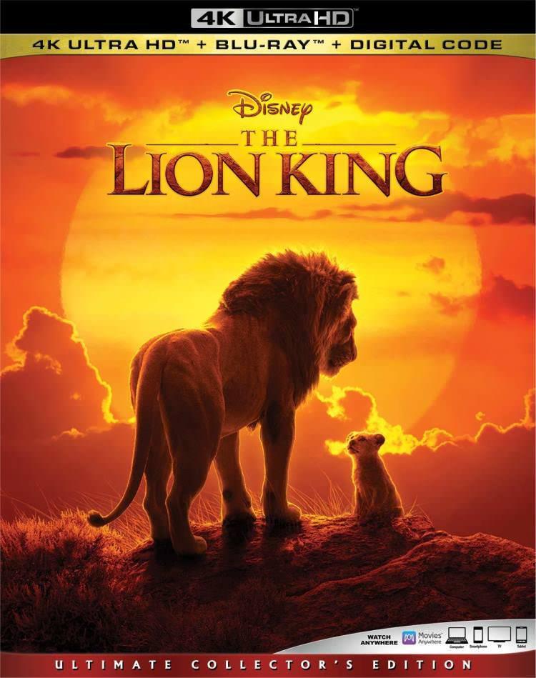 پوستر فیلم شیر شاه - The Lion King