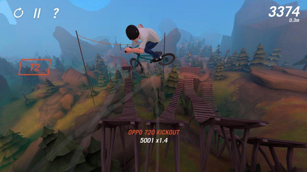 بازی Trail Boss bmx