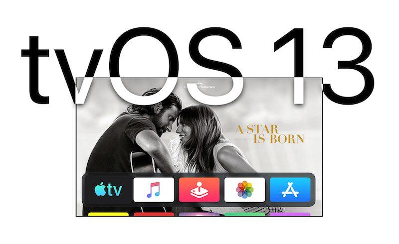 سیستم عامل tvOS 13