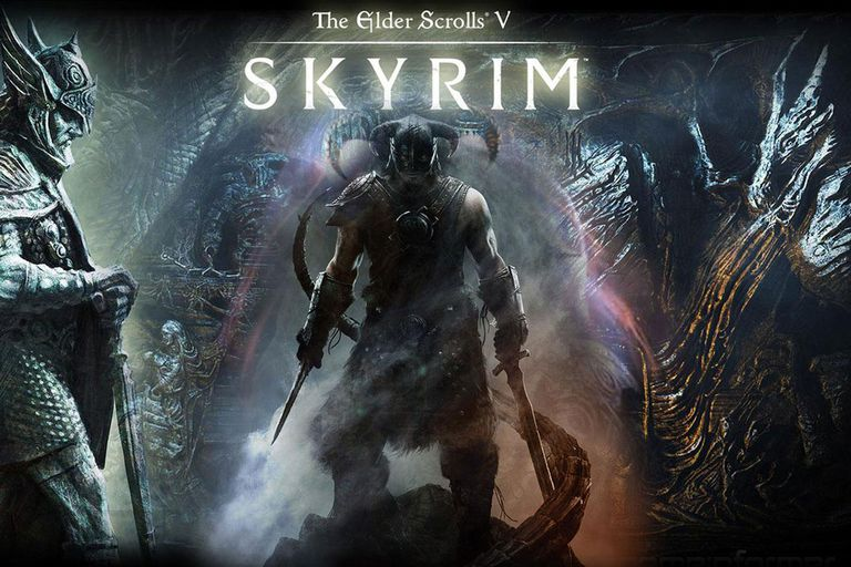 بازی The Elder Scrolls 5: Skyrim