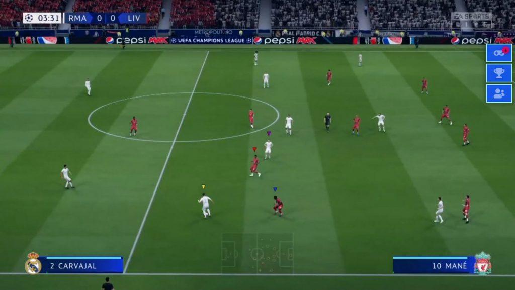 بررسی بخش گیم پلی بازی فیفا 20 ، FIFA 20