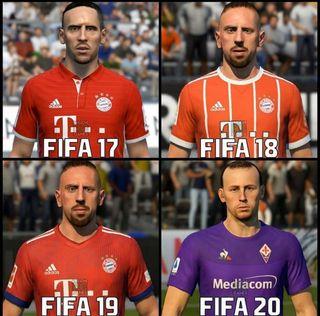 باگ ساخت چهره بازی فیفا 20 ، FIFA 20