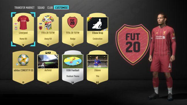 بررسی بخش Career و Ultimate Team بازی فیفا 20 ، FIFA 20