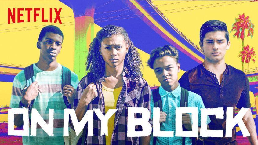 سریال On My Block