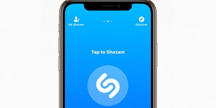 نرم افزار پیدا کردن نام آهنگ Shazam