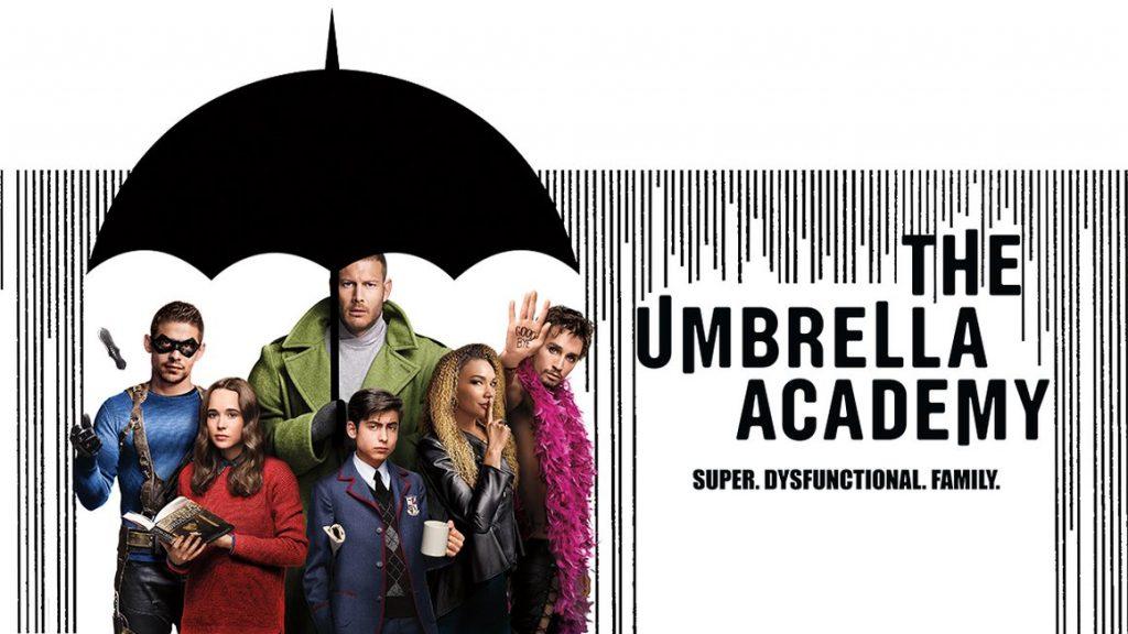 سریال The Umbrella Academy