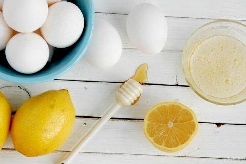 ماسک سفیده تخمه مرغ و عسل برای صاف شدن پوست
