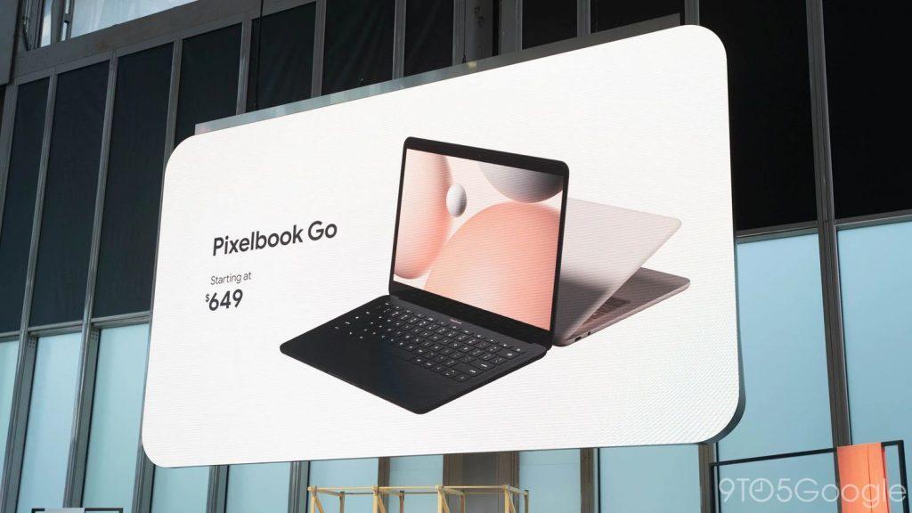 گوگل پیکسل بوک گو - Pixelbook Go