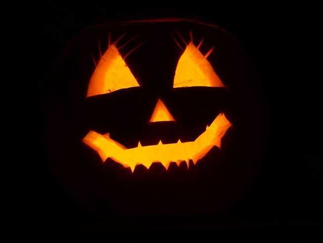 عکس ترسناک هالووین