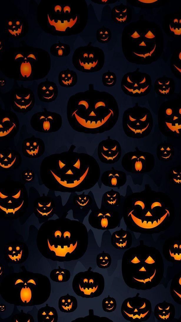 عکس استوری کدو ترسناک هالووین ۲۰۱۹
