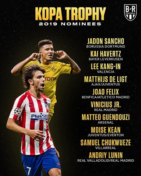 جایزه کوپا 2019