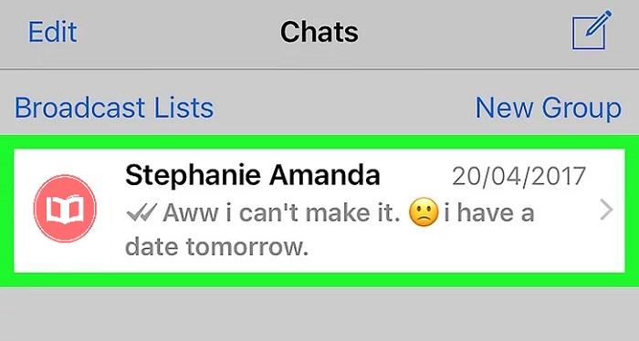 ارسال لوکیشن در whatsapp