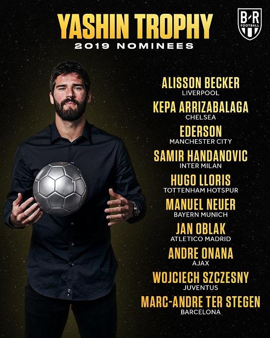 جایزه یاشین 2019