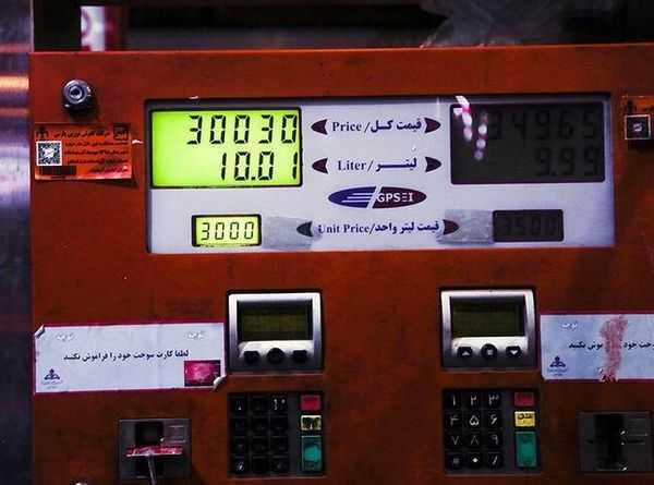 قیمت جدید بنزین