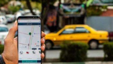 تصویر سهمیه بنزین تاکسی های اینترنتی (اسنپ و تپسی) مشخص شد !