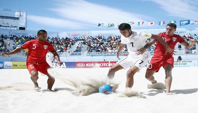 جام بین قاره ای فوتبال ساحلی
