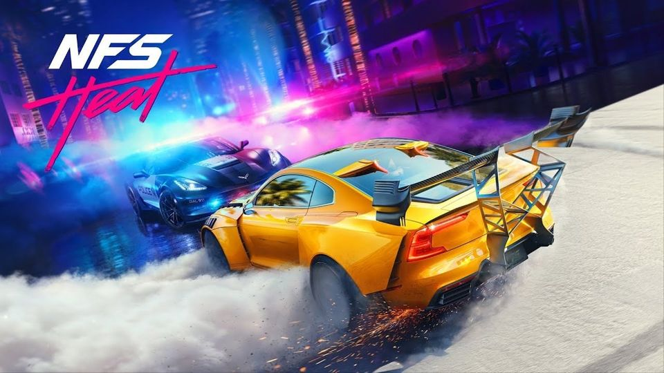 بازی Need for Speed ​​Heat